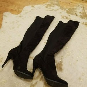 Diba GIRL KNEE LENGTH BOOTS